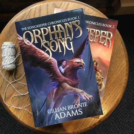 The Songkeeper Chronicles by Gillian Bronte Adams