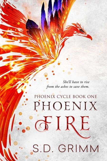 Phoenix Fire by S.D. Grimm